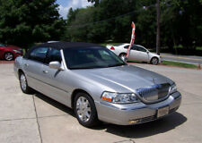 2003 Lincoln Town Car 1-OWNER 51K CARTIER L PRIVATE USE ONLY PERSONAL LIMOUSINE