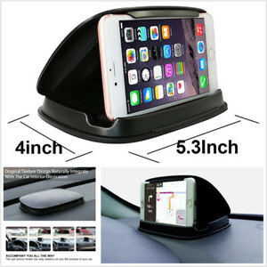 1x Car Dashboard Mobile Phone GPS Mount Holder Sunshade Stand Cradle For iPhone