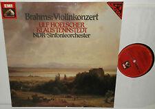 ASD 3973 Brahms Violin Concerto Ulf Hoelscher NDR Sinfonieorchester Tennstedt