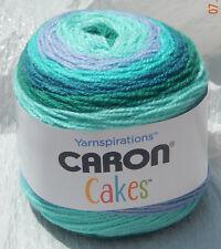 Caron Cakes in Blueberry Shortcake #17035 - New, Smoke Free Home Worsted Wt