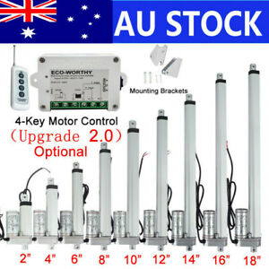 14mm/s Linear Actuator 1000N 12V DC Electric Max Load for Auto Car Door Lifting