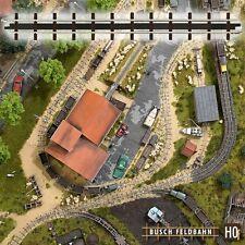 HS Busch 12305 Feldbahn HOf 2 gerade Gleise je 133,2 mm