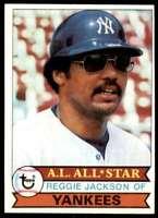 1979 Topps (Njs8) Reggie Jackson New York Yankees #700