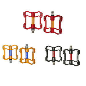 Mzyrh Ultralight Aluminum Alloy Bicycle Pedals Cycling Sealed Bearing Peda A2C2