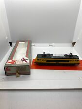 HO SCALE LIMA  DUTCH  YELLOW LIVERY E-LOC CLASS 1605 ELECTRIC LOCOMOTIVE 208108L