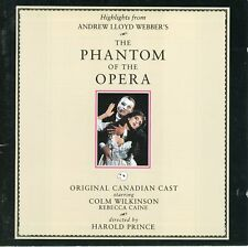 The Phantom Of The Opera CD (Free Shipping When You Buy 3 or More CD's)
