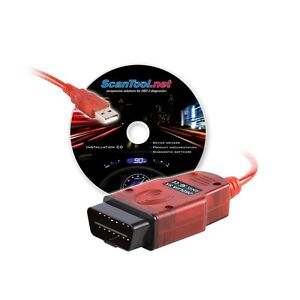 OBDLink SX - Gratuit 2-DAY Priorité - USB OBD2 II Module, ScanTool 425801