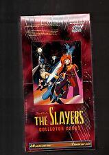 The Slayers TRADING CARD BOX  Anime Manga