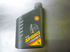 1L SHELL ADVANCE 15W FORK OIL HIGH PERFORMANCE SUSPENSION FLUID *FREE UK POST*