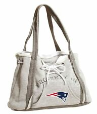 New England Patriots Ladies Embroidered Hoodie Sling Bag Purse Handbag NWT