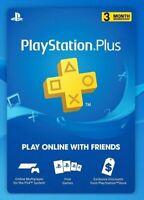PSN PLUS 3 MESES PlayStation - PS Plus PS4 -WORLWIDE-[NO CODE]- LEER DESCRIPCI