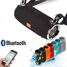 More details for 40w portable wireless bluetooth speaker waterproof stereo bass usb aux uk