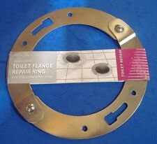 STAINLESS STEEL TOILET FLANGE REPAIR RING FOR DAMAGED FLOOR FLANGE PART PARTS