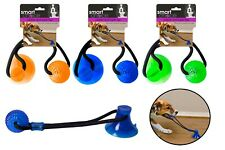 Suction Cup Dog Play Tug Toy