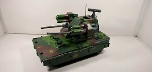 Hasbro GI Joe Slaughters Marauders Equalizer Tank Incomplete 1988