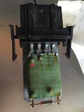 Heater Blower Resistance Module or resistor. Seat Córdoba 1994-99 #28113