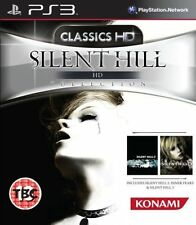 Silent Hill Classics HD Collection PAL Sony PlayStation 3 Ps3 UK 2012