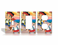Jake and the Neverland Pirates Nick Jr. Light Switch Covers Home Decor Outlet