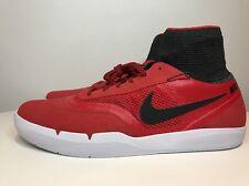Nike SB Hyperfeel Eric Koston 3 Skateboard Red UK 9.5 EUR 44.5 819673 601