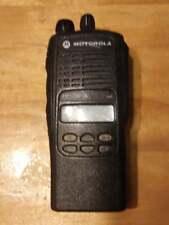 Untested Motorola Ht1250 Ls 2 Way Portable Radios Uhf 450 512mhzbattery