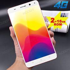 "XGODY 5.5"" 4G LTE Android 7.0 Mobile phone Unlocked Fingerprint 16GB Smartphone"