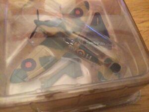 Del Padro Die - Cast Metal Spitfire Mk. II still in opened plastic packaging