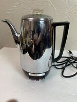 Vintage Universal Landers Frary Clark PERCOLATOR Electric Coffee C4580