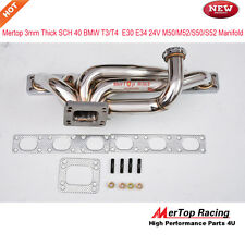 Mertop 3.0mm thick BMW T4/T3 Turbo Manifold E30 E34 24V M50/M52/S50/M52/S50/S52