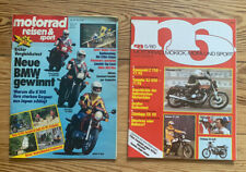 Motorrad Reisen & Motorrad Sport 80?er Jahre