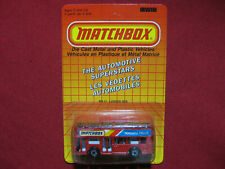 Matchbox #17 - LONDON BUS. NIB. OOP
