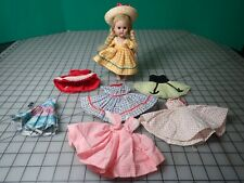 Vintage Vogue Ginny Walker 7 Outfits One Tagged for Ginger, One Tammy