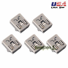 5PCS Replacement Parts Charger Charging Port Plug Connector For PS3 Controller