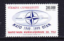 Turkey 1999 NATO/OTAN 1v ** mnh (B102)
