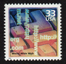 UNITED STATES, # 3191-N, WORLD WIDE WEB, INTERNET SURFING, NETWORKING, DOT COM