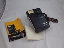 Kodak Colorburst 250 Instant Camera Electronic Flash & Strap BOOK