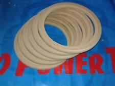 8 ANELLI Supporto Altoparlante Woofer Anello Legno MDF 250 mm 25 cm  incavo