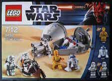 LEGO STAR WARS 9490 - DROID ESCAPE  *SIN MINIFIGURAS / NO MINIFIGS*