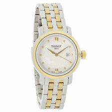 Tissot Women's T0970102211600 'Bridgeport' Two-Tone Stainless Steel Watch