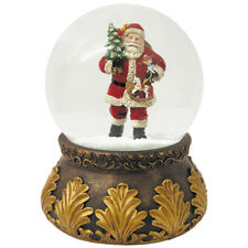 Santa Claus: The Book of Secrets OFFICIAL Snow Globe