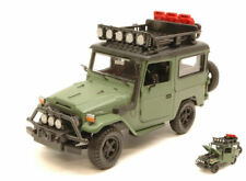 Toyota FJ40 Land Cruiser 1974 Matt Green 1:24 Model MOTORMAX