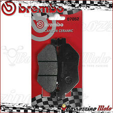 PLAQUETTES FREIN ARRIERE BREMBO CARBON CERAMIC YAMAHA XP T-MAX-ABS 530 2013