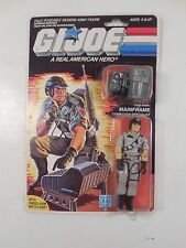 SEALED GI JOE MAINFRAME COMPUTER SPECIALIST ACTION FIGURE MOC HASBRO 1986