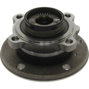 Wheel Bearing and Hub Assembly-Premium Front Centric 406.34010
