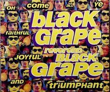 Black Grape - Reverend Black Grape CD (1995) [Shaun Ryder] VG+