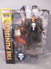 """Marvel """"THE PUNISHER"""" 100% Complete 7"""" Action Figure Diamond Select"""