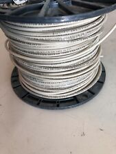 Encore Solid Copper White wire 12AWG Approx 500ft