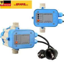 Pumpensteuerung Pumpe Druckschalter Hauswasserwerk Automatik Pumpenschalter DE