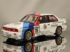 Solido BMW M3 (E30) #15 DTM Champion 1989 Roberto Ravaglia Model Car 1:18