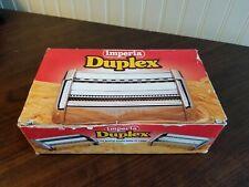 Imperia Spaghetti Duplex Tagliatelle Fettuccine Pasta Maker Accessories