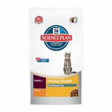 Hill's Science Plan Adult Urinary Care Sterilised Dry Cat Food 300g